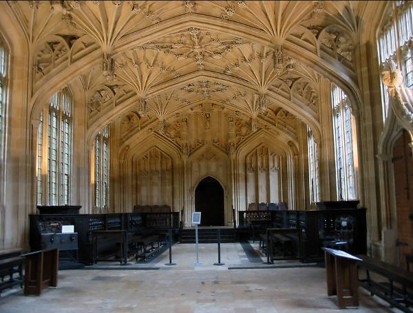 oxford university thesis library
