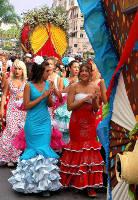Испанский праздник ферия сан мигель