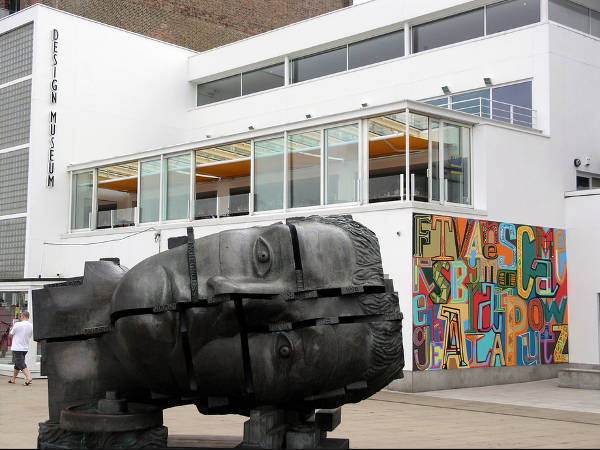 Лондон музей дизайна