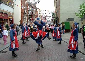 Фестиваль трубочистов в Рочестере